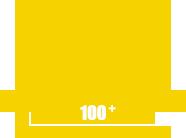 Hơn 100 bản quyền sáng chế